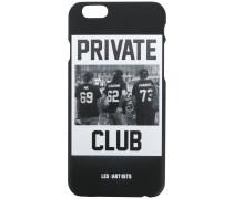 'Private Club' iPhone 6/6s-Hülle - men