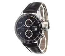 'Carrera Calibre' analog watch