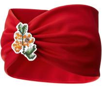 'Kasia' Stirnband mit Blumenstickerei