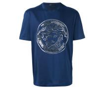 T-Shirt mit Medusa-Logo