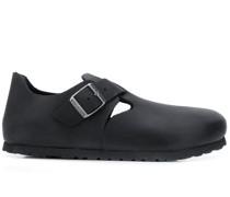 'London' Loafer mit Schnalle