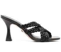 Sandalen mit hohem Absatz