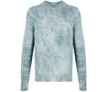 Pullover mit marmoriertem Effekt