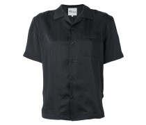 Hemd mit kurzen Ärmeln - women - Polyester - XS