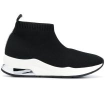 Knöchelhohe Sock-Sneakers