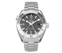 2021 ungetragener Seamaster Planet Ocean 600M Co-Axial Master Chronometer GMT 43,5mm