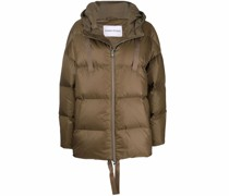 Adeline down-padded puffer jacket