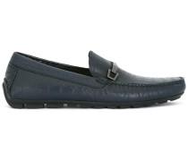 Loafer mit metallischer Spange