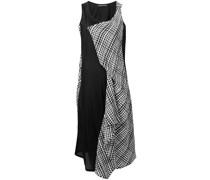 A-Linien-Kleid im Patchwork-Look