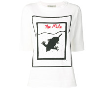 "T-Shirt mit ""The Mole""-Print"