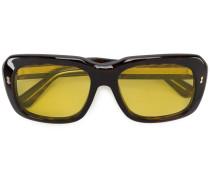 Rechteckige Sonnenbrile