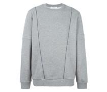 Sweatshirt mit Paspelierung - men