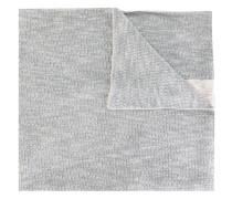 Schal mit Intarsien-Strickmuster