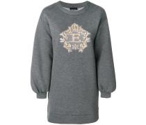 Sweatshirt mit Verzierung