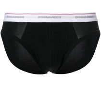 slim logo briefs