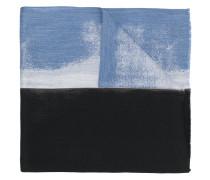 paint patch wrap scarf