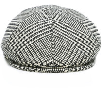 'David' newsboy cap