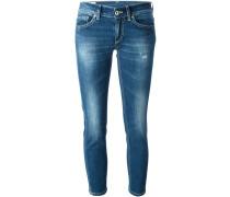 Ausgewaschene 'Dia' Jeans