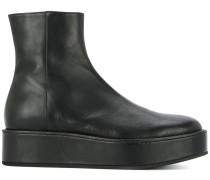 platform style boots