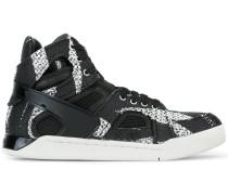 'Titan' High-Top-Sneakers