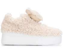 'Ted' Sneakers mit Shearling