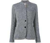 Tweed-Jacke mit Knopfleiste - women