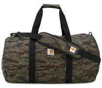 camouflage holdall - men - Polyester