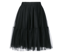P.A.R.O.S.H. high waist tulle skirt