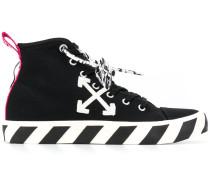 High-Top-Sneakers mit Pfeilen