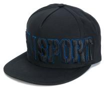 logo stitch cap