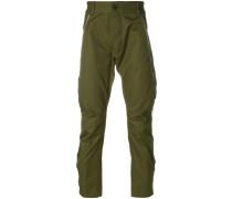 drop-crotch trousers