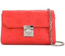 Millie flap crossbody bag