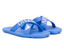 crossover sandals - kids - rubber - 32