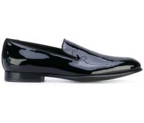 - Glänzende Loafer - men - Leder/Lackleder - 10