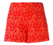 lace over-lay shorts
