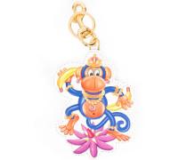 Schlüsselanhänger mit Affen-Motiv