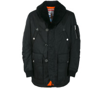 padded casual jacket
