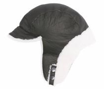 Shearling-Mütze