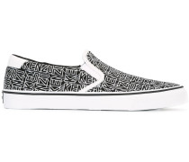 'Flying Kenzo' Slip-On-Sneakers