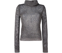 Pullover mit weitem Rollkragen - women