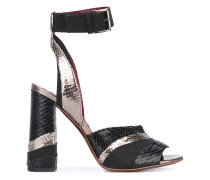 Sandalen mit Knöchelriemen - women - Leder - 36