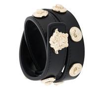 Medusa wrap bracelet