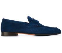 Klassische Loafer - men - Wildleder/Leder - 11