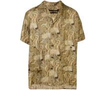 Hemd mit orientalischem Print