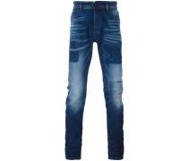 - Schmale Jeans - men - Baumwolle/Elastan/Lyocell