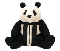 Fleece-Rucksack im Pandadesign