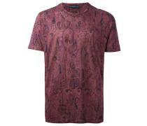 - T-Shirt mit durchgehendem Print - men