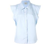 'Laurel' Hemd mit gerüschten  Ärmeln