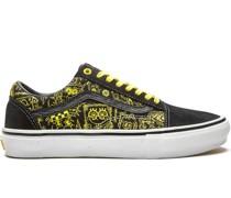 x Spongebob x Gigliotti Skate Old Skool Sneakers