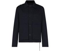 Workwear-Jacke mit Schnürdetail